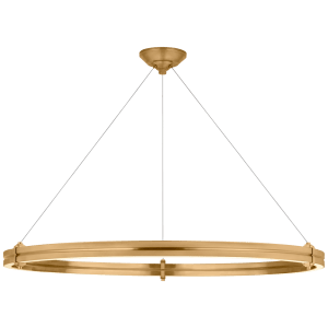 Paxton 40 In 2020 Ring Chandelier Chandelier Led Chandelier