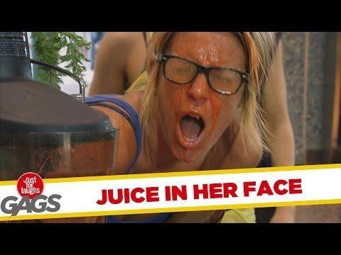 Messy Sticky Face Prank Www Viralvideopalace Com Justforlaughstv Messy Sticky Face Prank
