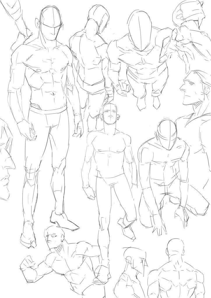 Male anatomy #figuredrawing | 骨架 | Pinterest | Anatomy, Drawings ...
