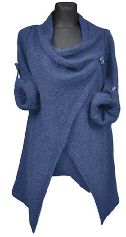 womens-split-wrap-sweater-poncho More 1804e89ad