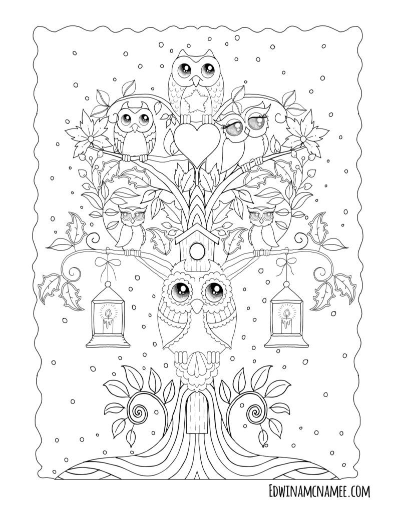 Pin By Mama Anjuschka On Colouring Pages Animals Owl Coloring Pages Abstract Coloring Pages Animal Coloring Books