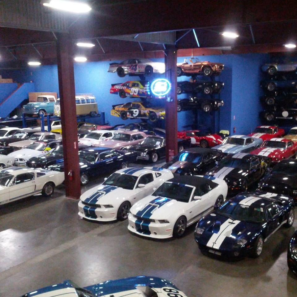 Cars Collector Garages: Cars & Bikes I Want
