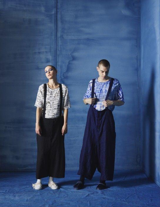 Genderless Fashion, Fashion