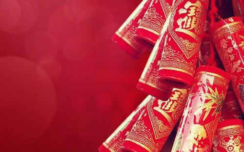 Chinese new year wallpaper and card background gong xi pinterest gong xi fa cai chinese new year greeting card m4hsunfo