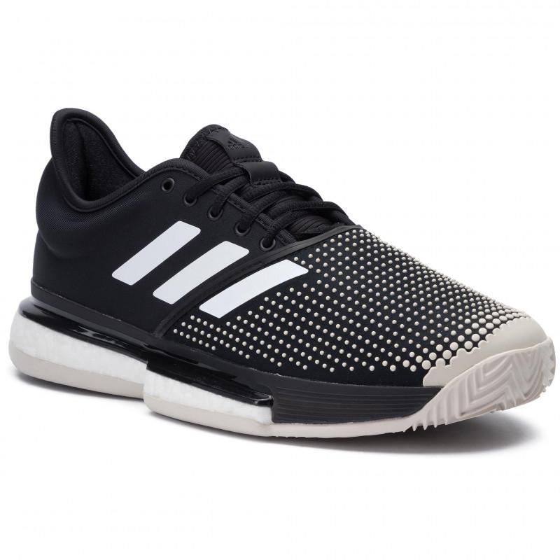 Buty Adidas Solecourt Boost M Clay G26293 Cblack Ftwwht Rawwht Tenis Sportowe Meskie Eobuwie Pl Adidas Adidas Sneakers Adidas Samba Sneakers