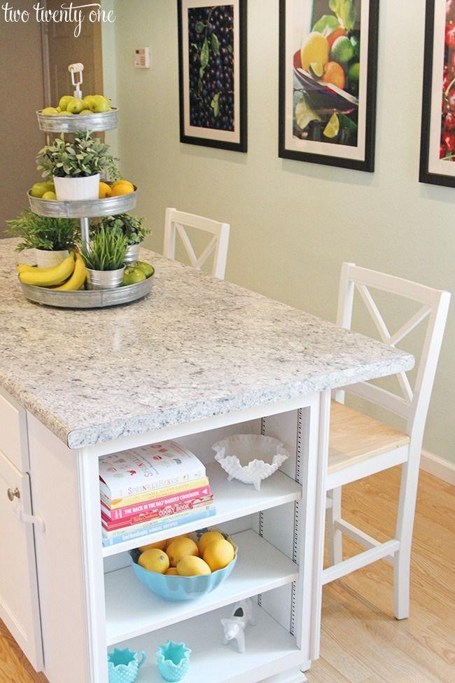 Laminate Countertops Update Inexpensive Kitchen Remodel Kitchen
