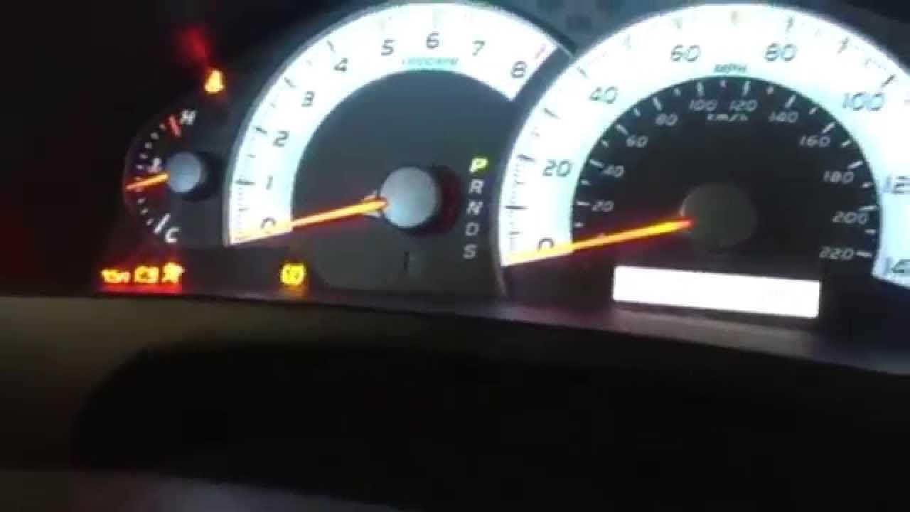 Oil light reset pro oil light