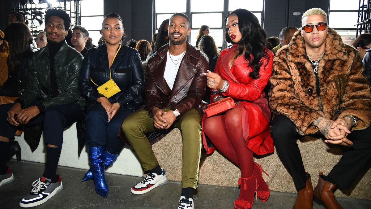 Megan Thee Stallion Talks Wearing More Clothes Writing A Horror Movie Amp Love Of Anime At Coach In 2020 New York Fashion Week New York Fashion Miami Fashion Week