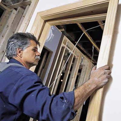 How To Install A Prehung Door Prehung Doors Doors Installation