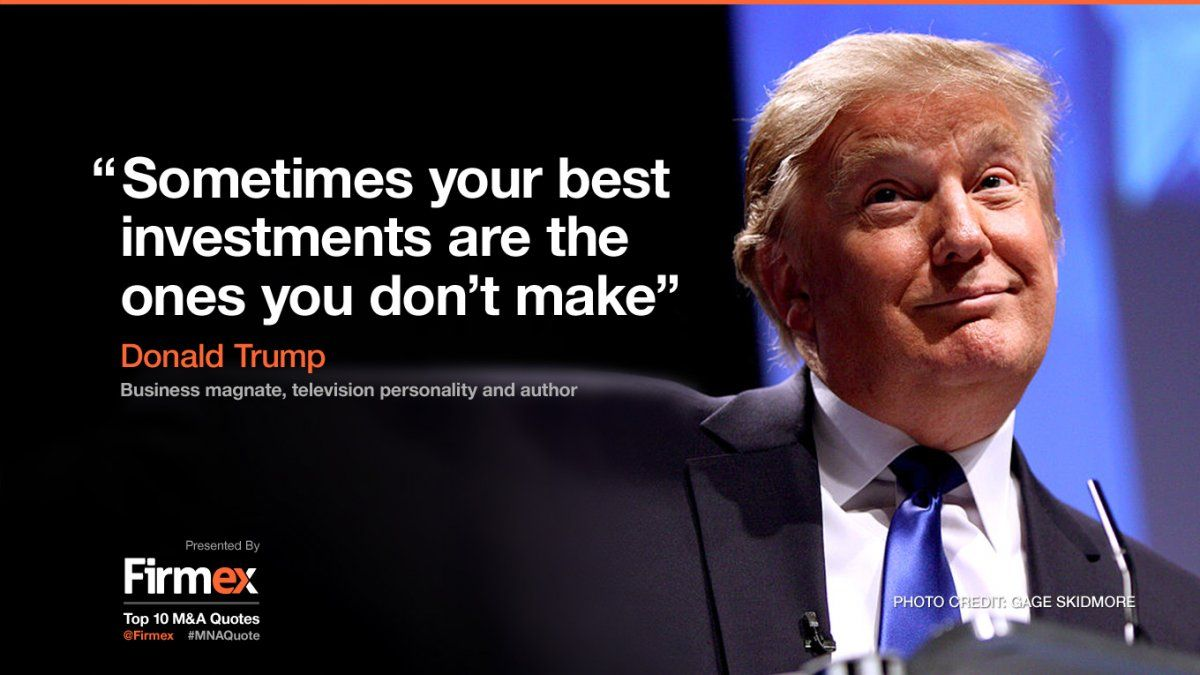 The Art Of The Deal Quotes 10 Quotes That Perfectly Illustrate The Art Of The Deal  Donald