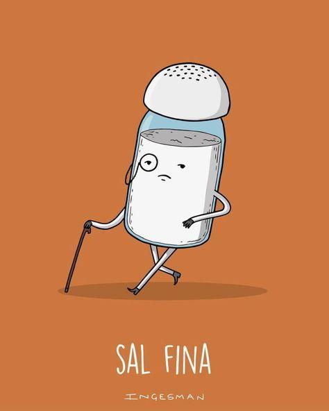Fina sal