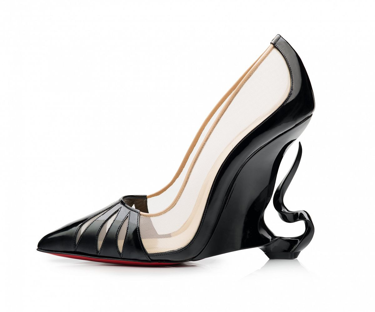 Find this Pin and more on SHOES......? O v ? ?. Evil Never Looked So Good: Christian  Louboutin\u0027s ...