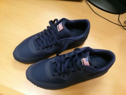 promo code 029ab b3de3 ... discount nike air max 90 hyperfuse usa navy blue size us9 uk8 eur42.5  independence ...