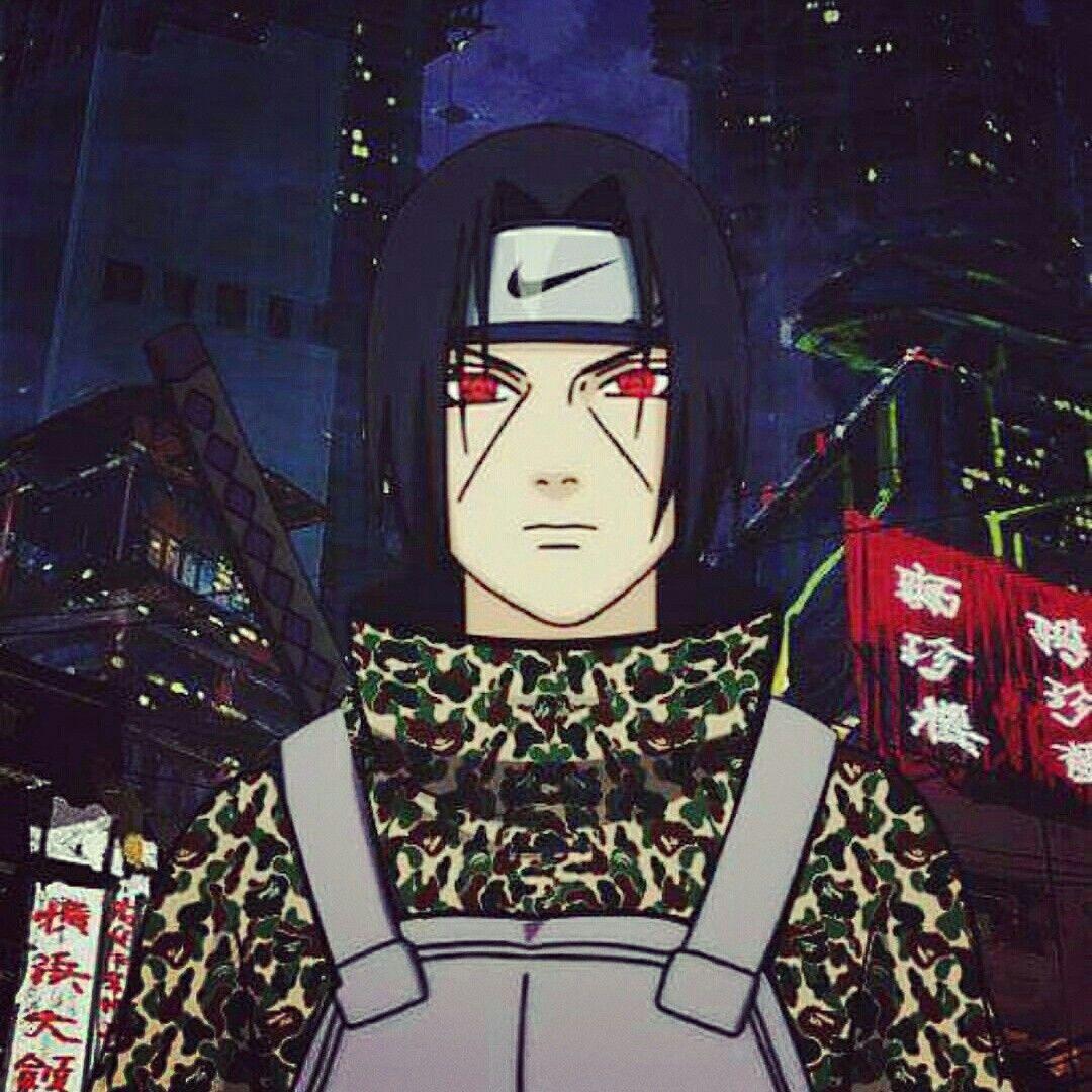 itachi uchiha by 🍡🍡   Aesthetic anime, Anime style, Anime