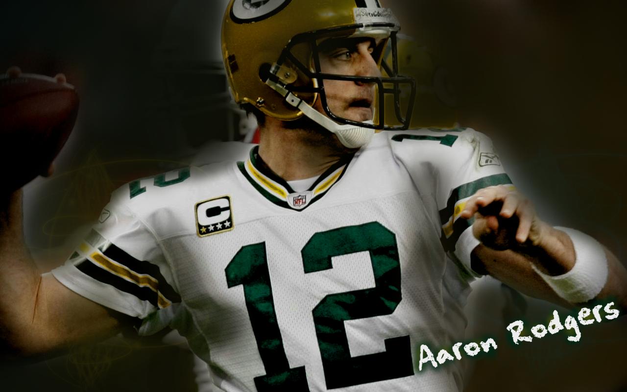 Aaron Rodgers Green Bay Packers Wallpaper Green Bay Packers Green Bay