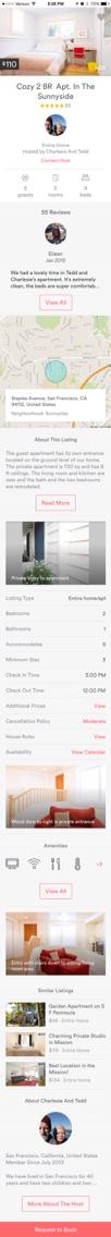 Airbnb - Location Details