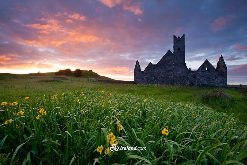 Irlanda parque nacional irlanda sonhos