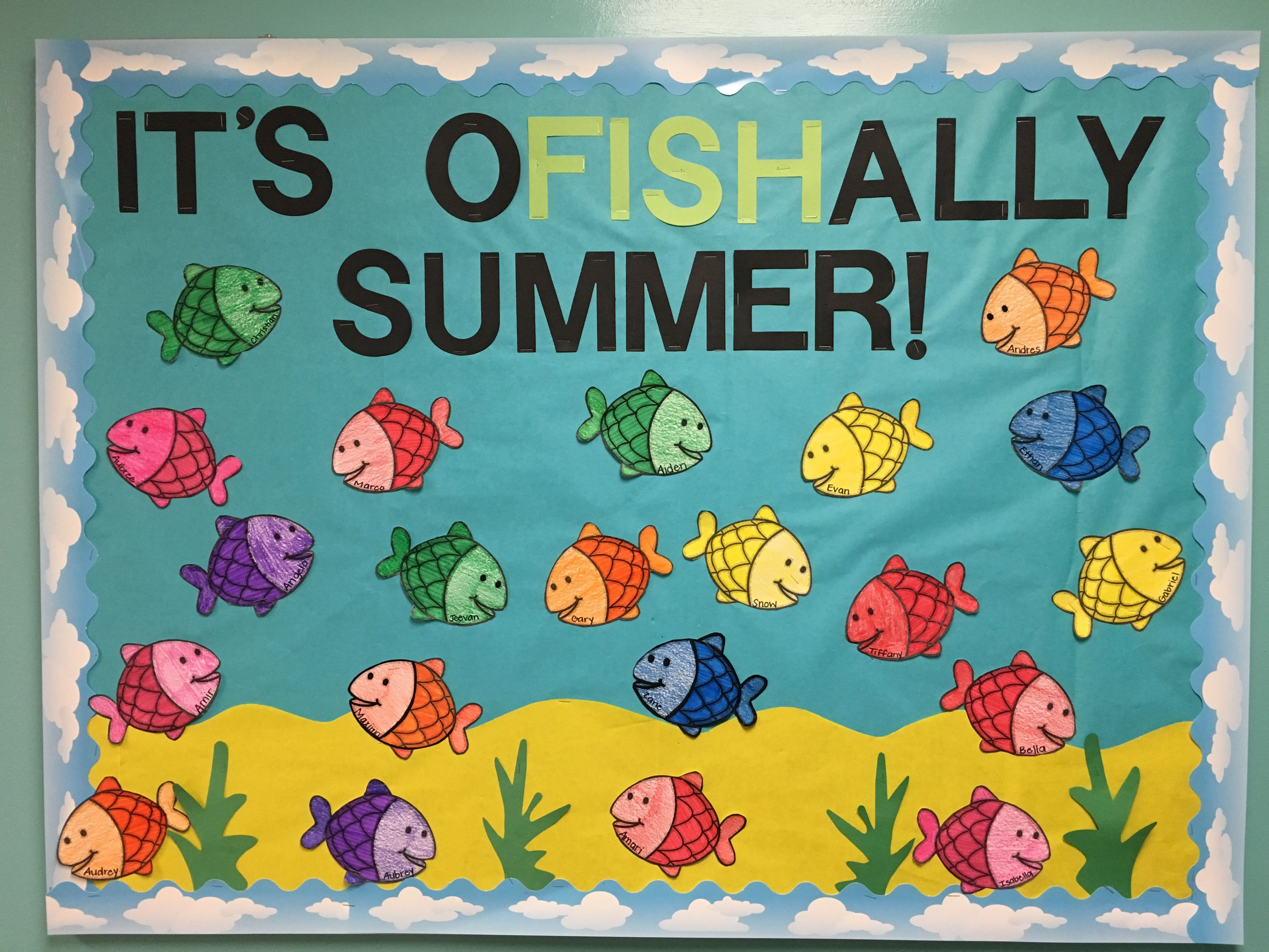 July 4th Bulletin Board Ideas To Fill Your Heart With