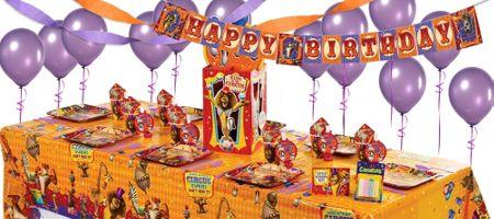 Madagascar Party Supplies Madagascar Birthday Party City