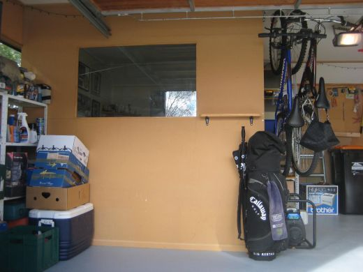 How To Build A Diy Office In Your Garage For Under 500 Dollars