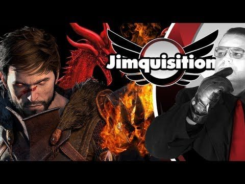 I'M GOING TO MURDER YOUR CHILDREN (Jimquisition) - YouTube