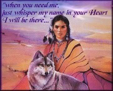 Wolf Spirit! Wolf Guidance!!