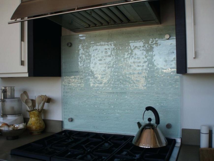 Custom Splatter Shield Kitchen Wall Protector Realhi Fi Kitchen