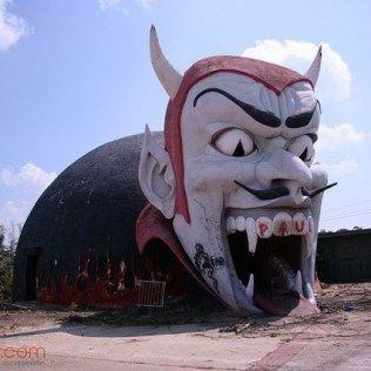 The Creepiest Abandoned Roadside Attractions Ever In 2020