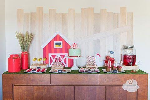 Peaceofcake ♥ Sweet Design: Farm Party • Festa Quinta