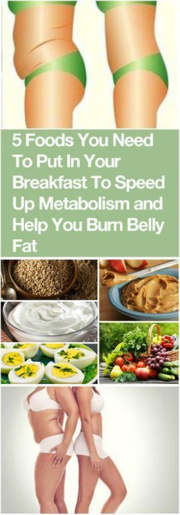 Breve guía de dieta del metabolismo 7 dias