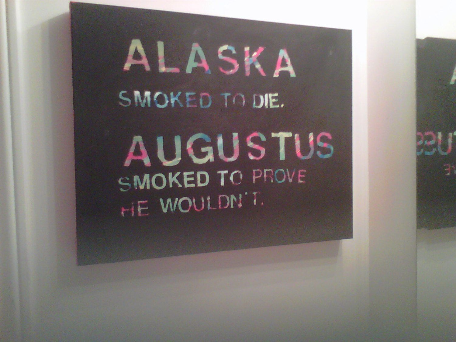Looking For Alaska Smoke: Best 25+ Looking For Alaska Ideas On Pinterest