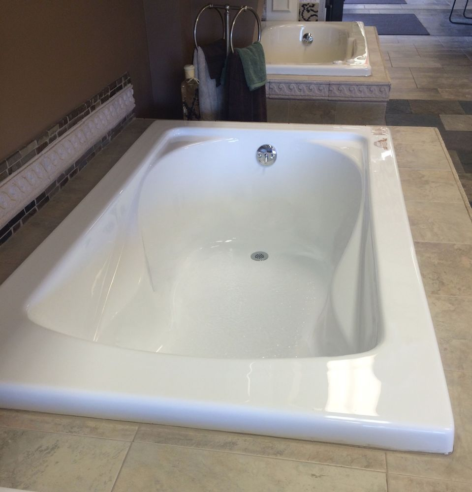 Details About Carver Tubs Sr6036 60 X 36 White Soaker Tub