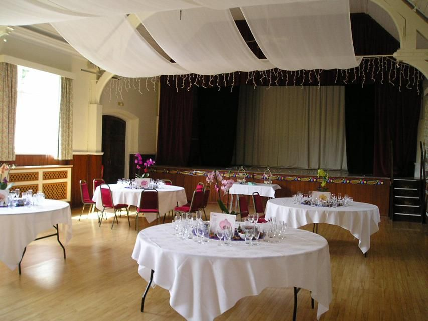 The Queens Hall At Cuckfield Parish Council