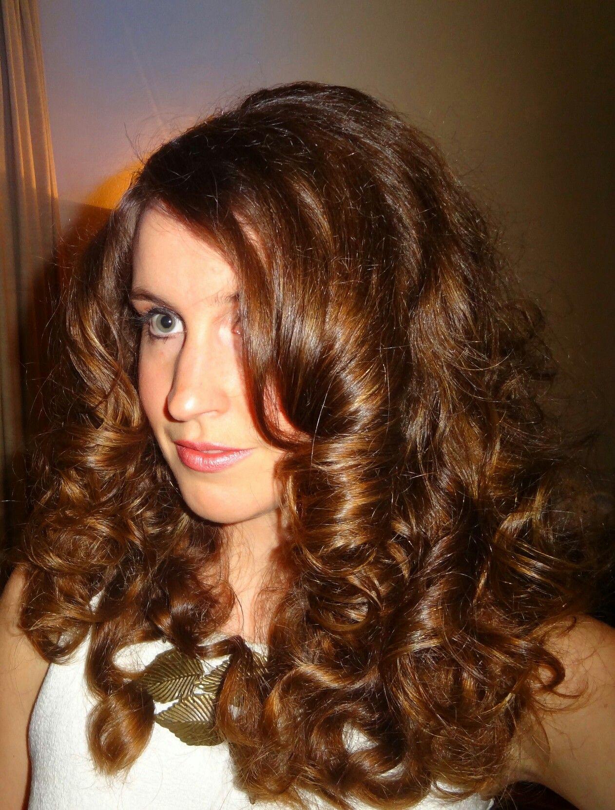 60s Curls Curly Hairstyles Pinterest 60s Hair Hair En Curly