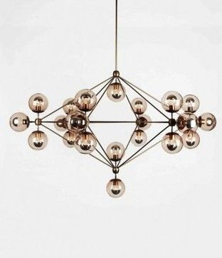 New Products - modern - Chandeliers - Toronto - Universal Lamp ...