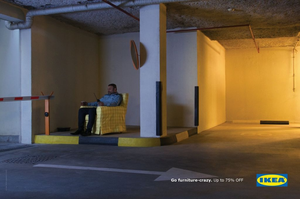 IKEA: Go furniture-crazy - Adeevee | Ikea, Ikea sale ...