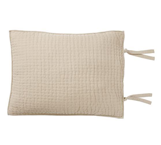 Pick Stitch Handcrafted Cotton Linen Blend Quilt Amp Shams