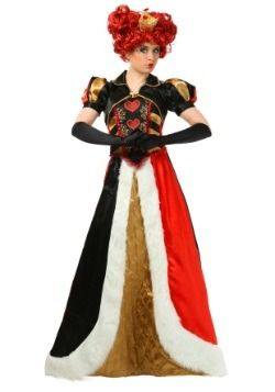 elite queen of hearts costume halloweencostumes halloween coupons deals