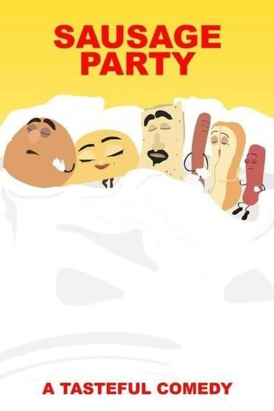 Sausage Party Hd