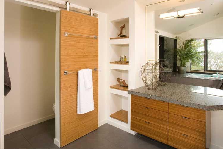 Toallero para el ba o bathroom en 2019 ba os cuarto - Puertas para el bano ...