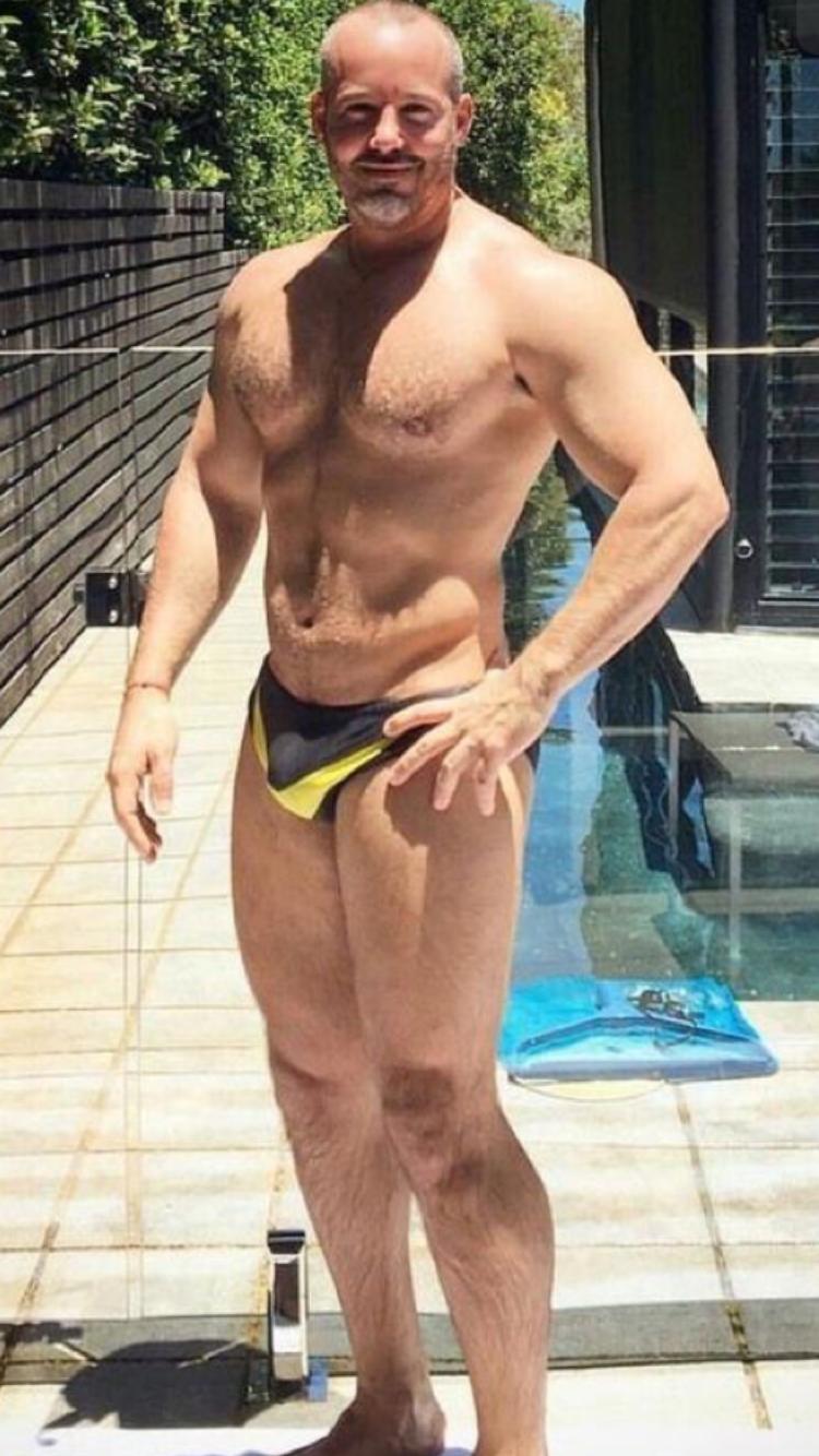 muscle bears Gay
