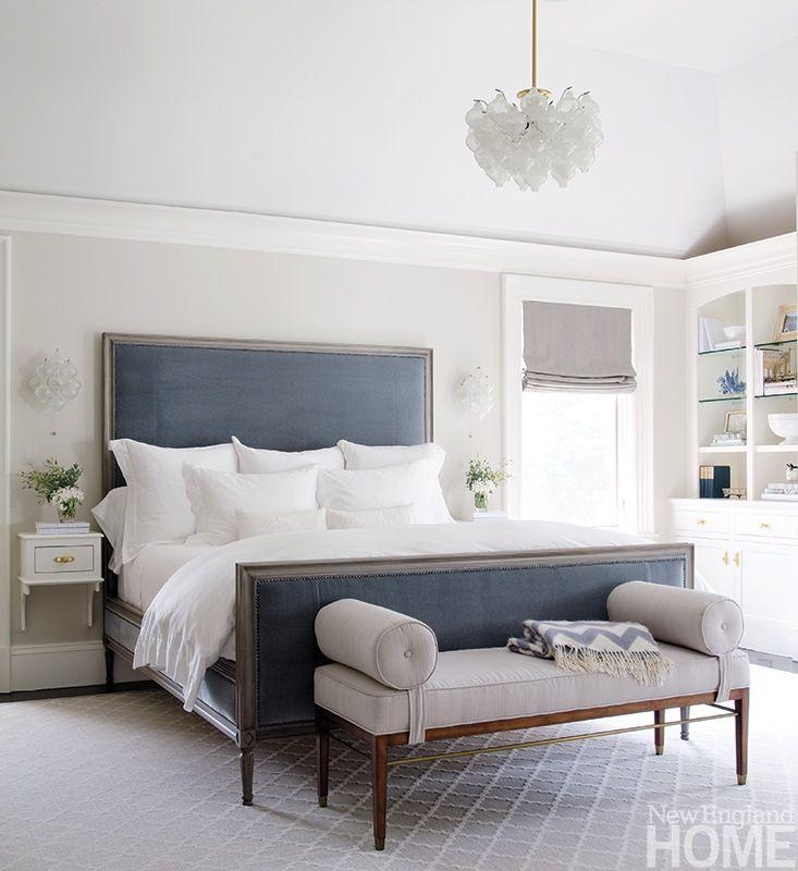 Blaues Schlafzimmer, Schlafzimmer, Zimmer