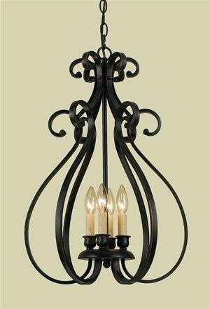 Wrought Iron Kitchen Light Fixtures Love Wrought Iron Wrought