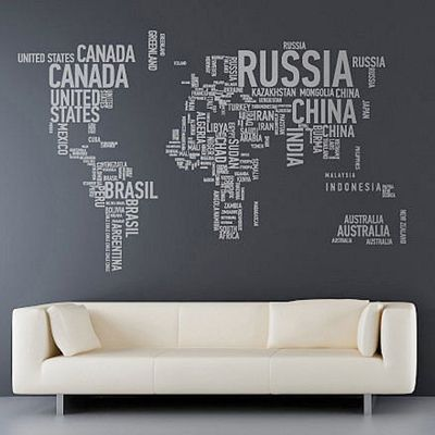 Ideas For Painting Walls creative wall painting ideas this is cool for social studies