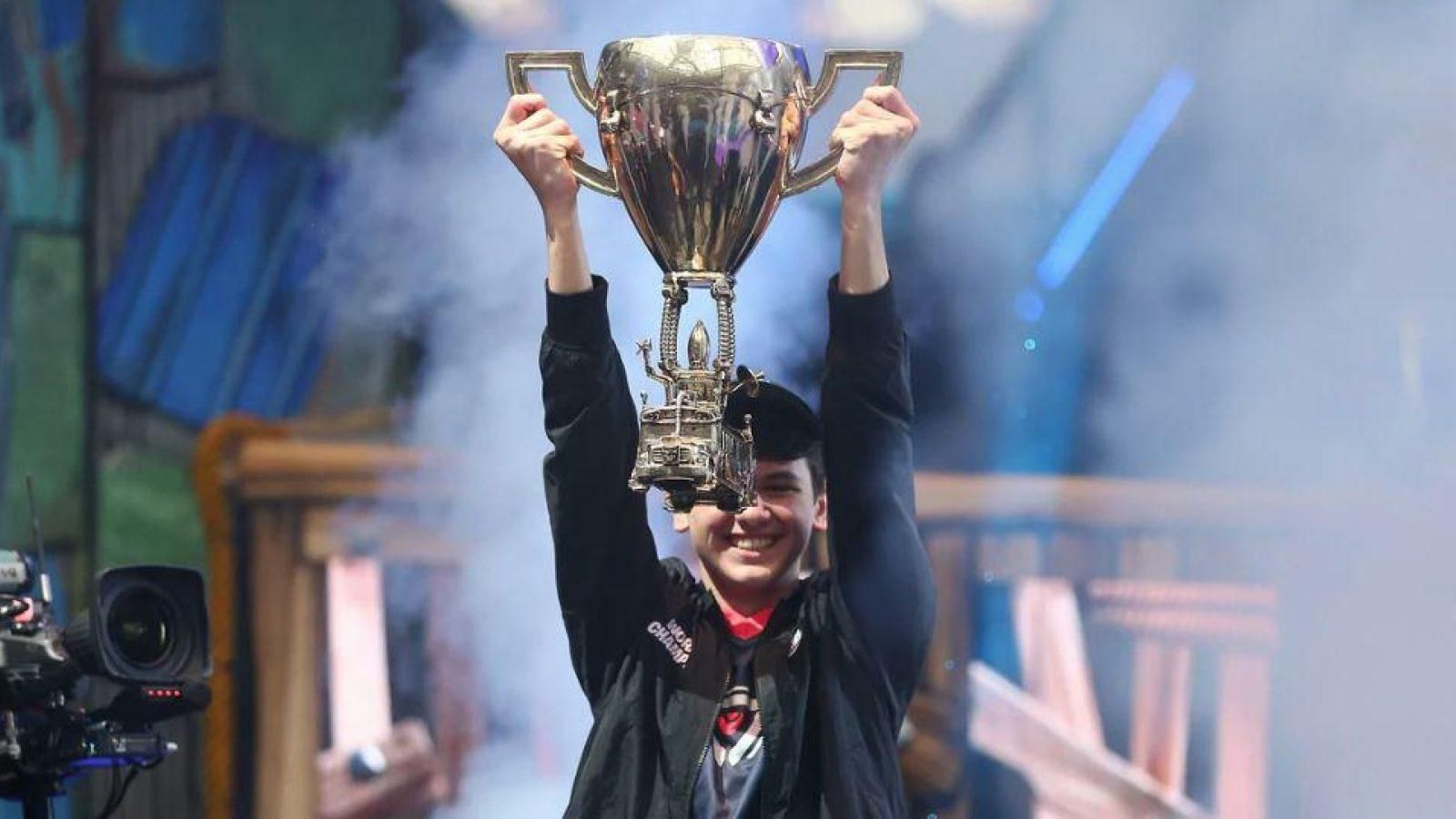 Up And Coming Fortnite Pros Claim Fncs Season 1 Glory Final Placements World Cup Winners World Cup First World Cup