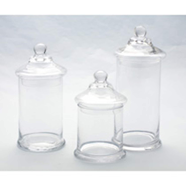 Decorative Jars Set Of 3 Decoracion De Unas Living