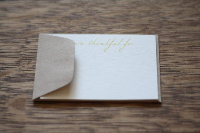 Free Download | Thankful For Cards - Julie Blanner entertaining & design that celebrates life