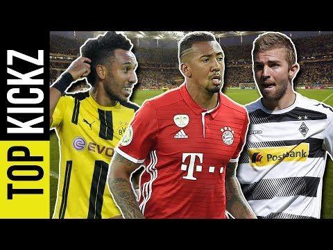 best website 833b5 c4159 Bundesliga Trikots Saison 2016 – 2017 | MR11 Trikot Alle ...