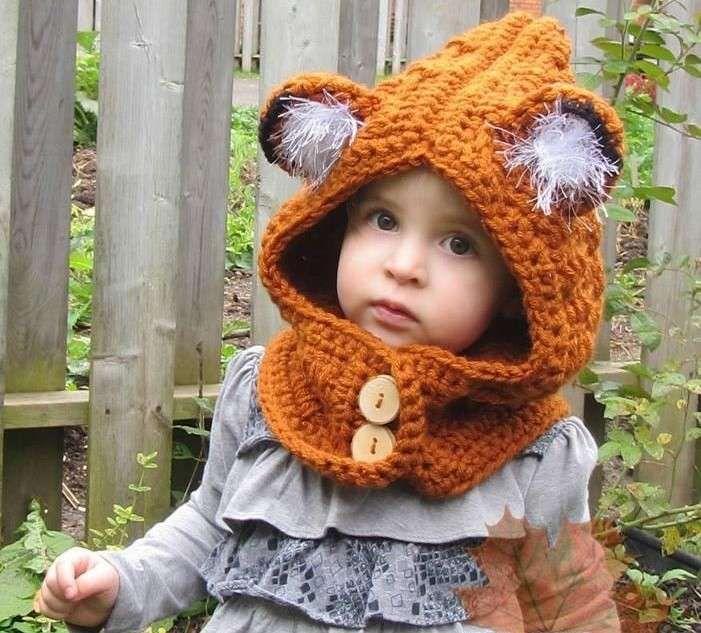 Bufandas de crochet: Fotos de diseños - Original bufanda de crochet ...