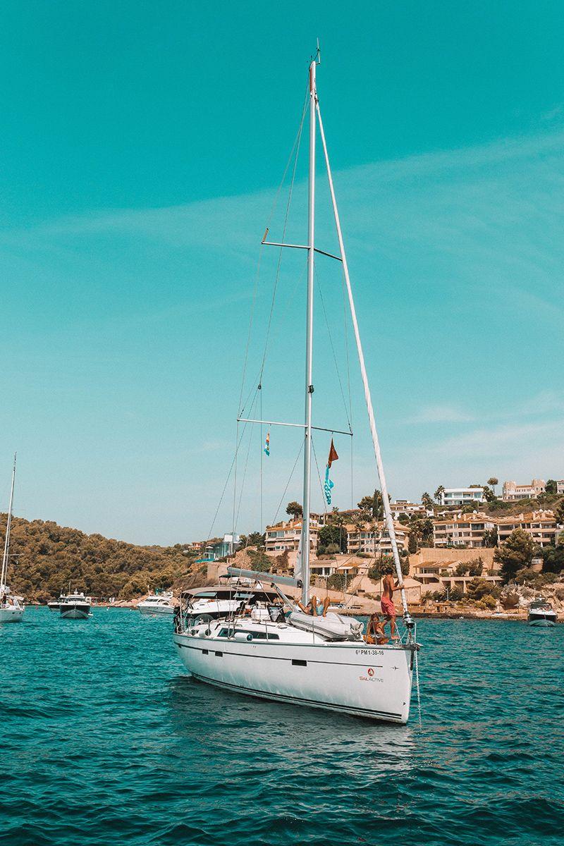 Sailing Away Sailing Living On A Boat Sail Life